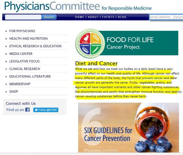 pcrm-cancer
